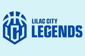 Lilac City Legends Logo