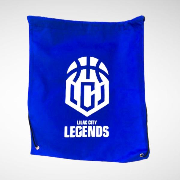 Lilac City Legends Drawstring Sportpack